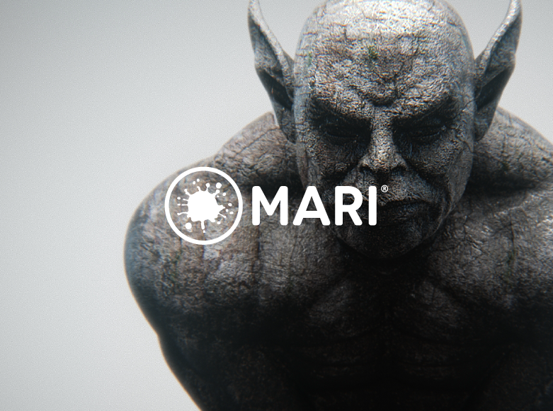 Working together with Modo discover Mari Foundry's 3d painting software