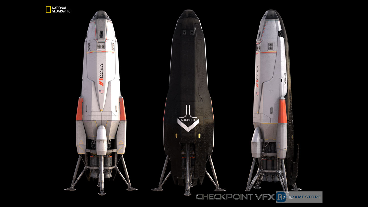 Modelling And Texturing The Space Rovers Of Mars 1 Foundry
