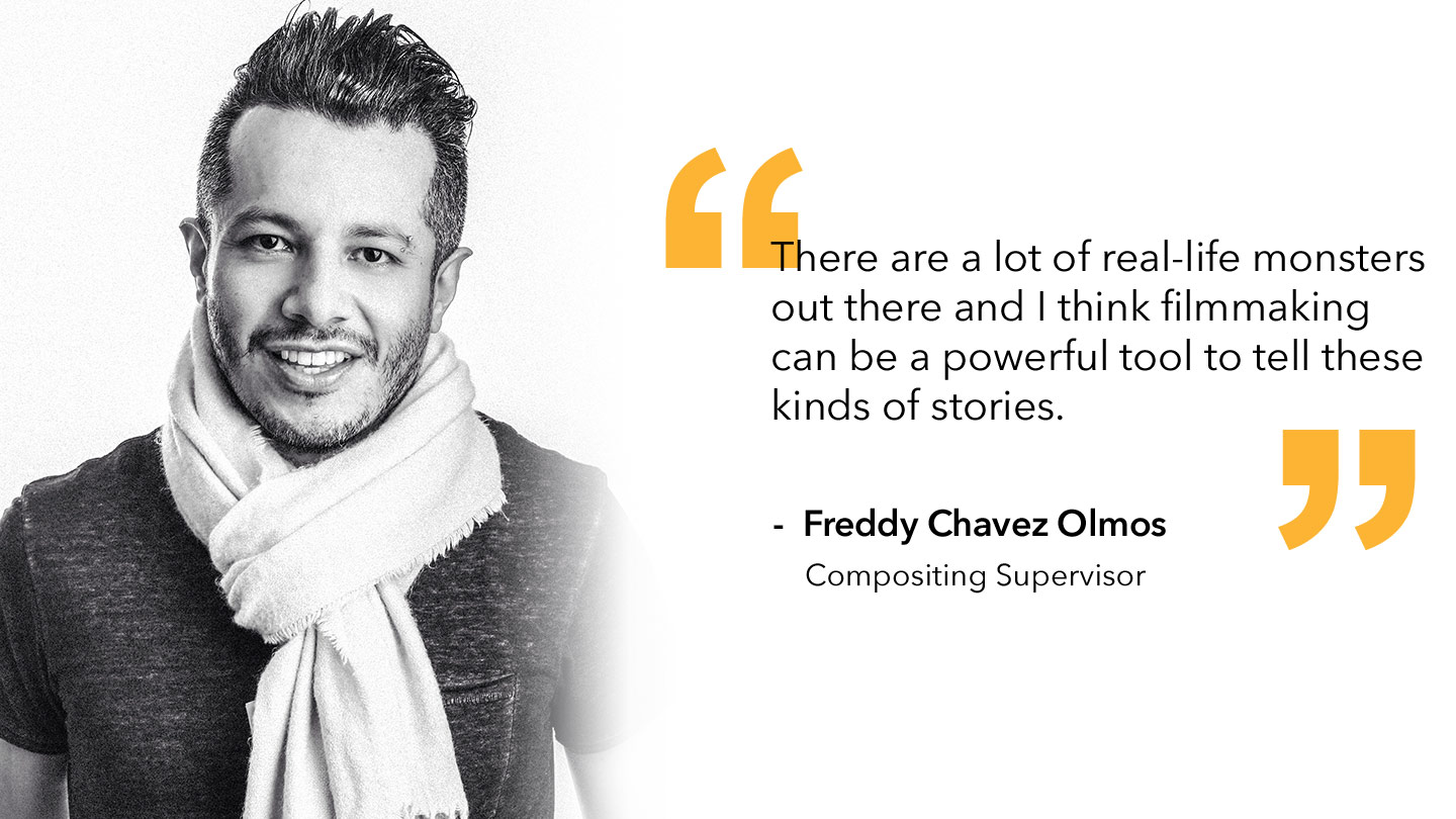 Freddy Chavez Olmos Quote Image