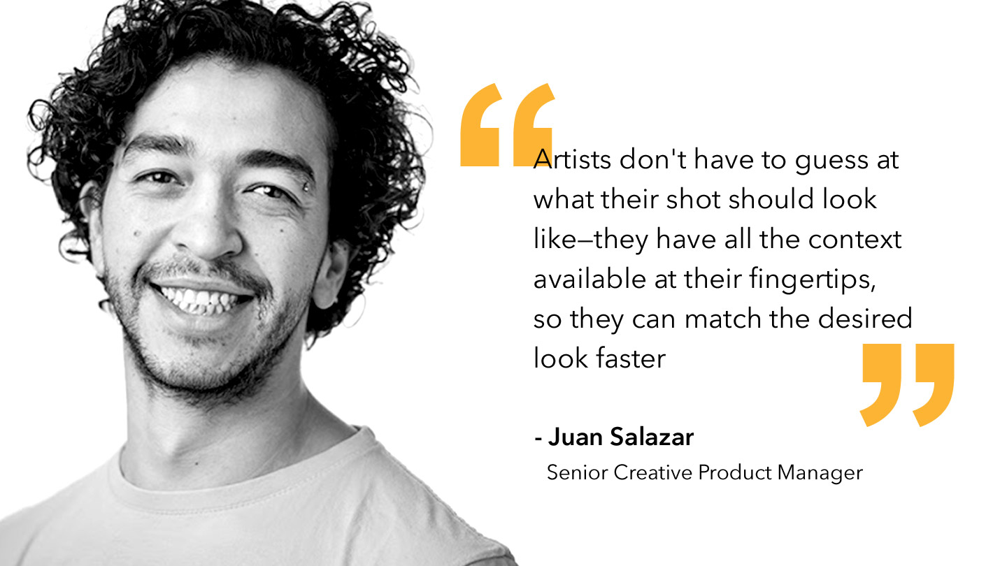 Juan Salazar, Senior Creative Product Manager, Nuke on what HieroPlayer's timeline means for artists