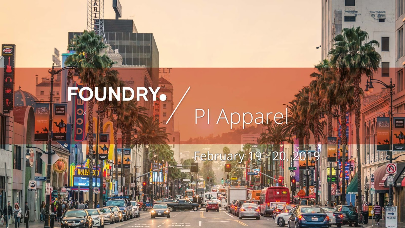 Pi Apparel LA 2019