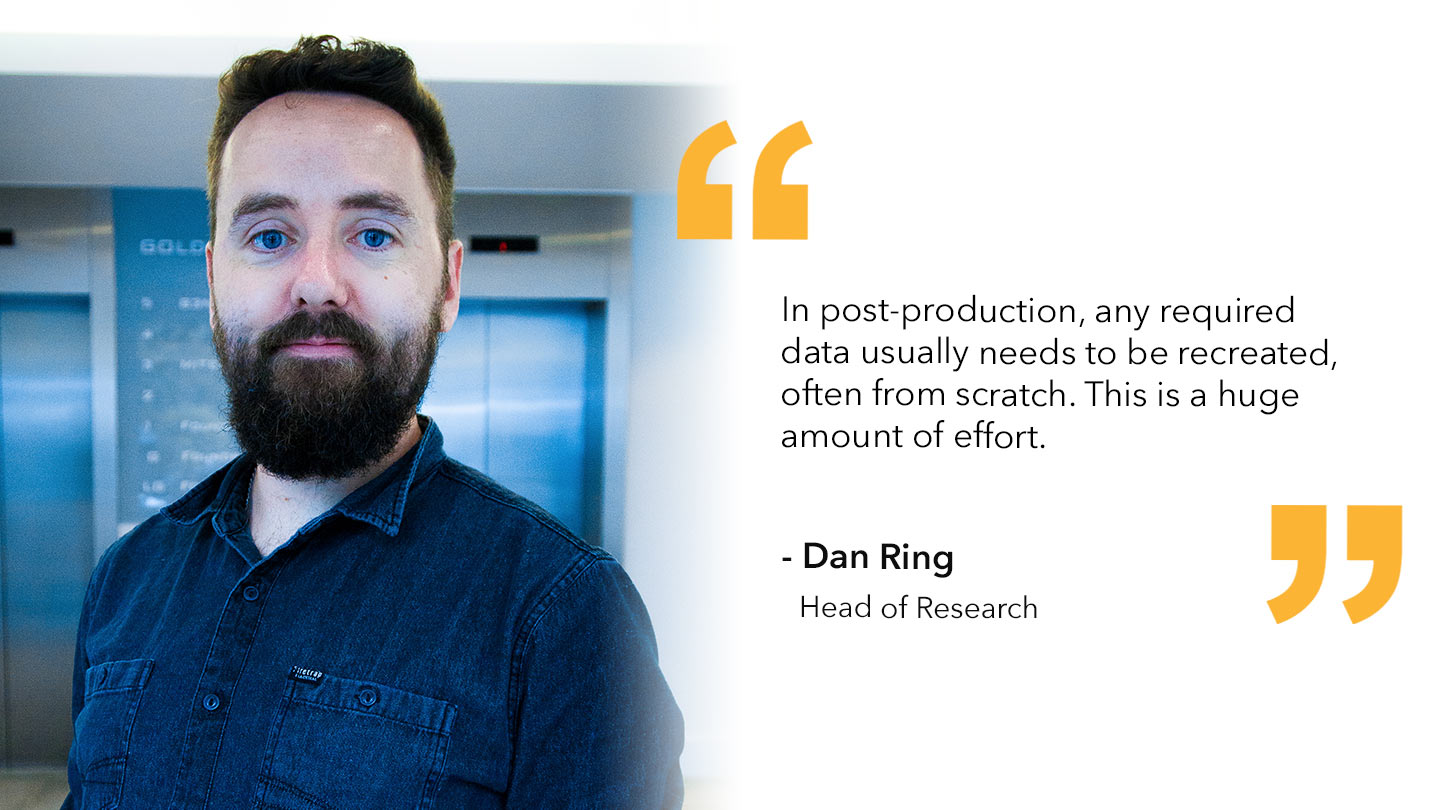 Dan Ring, Foundry's Head of Research