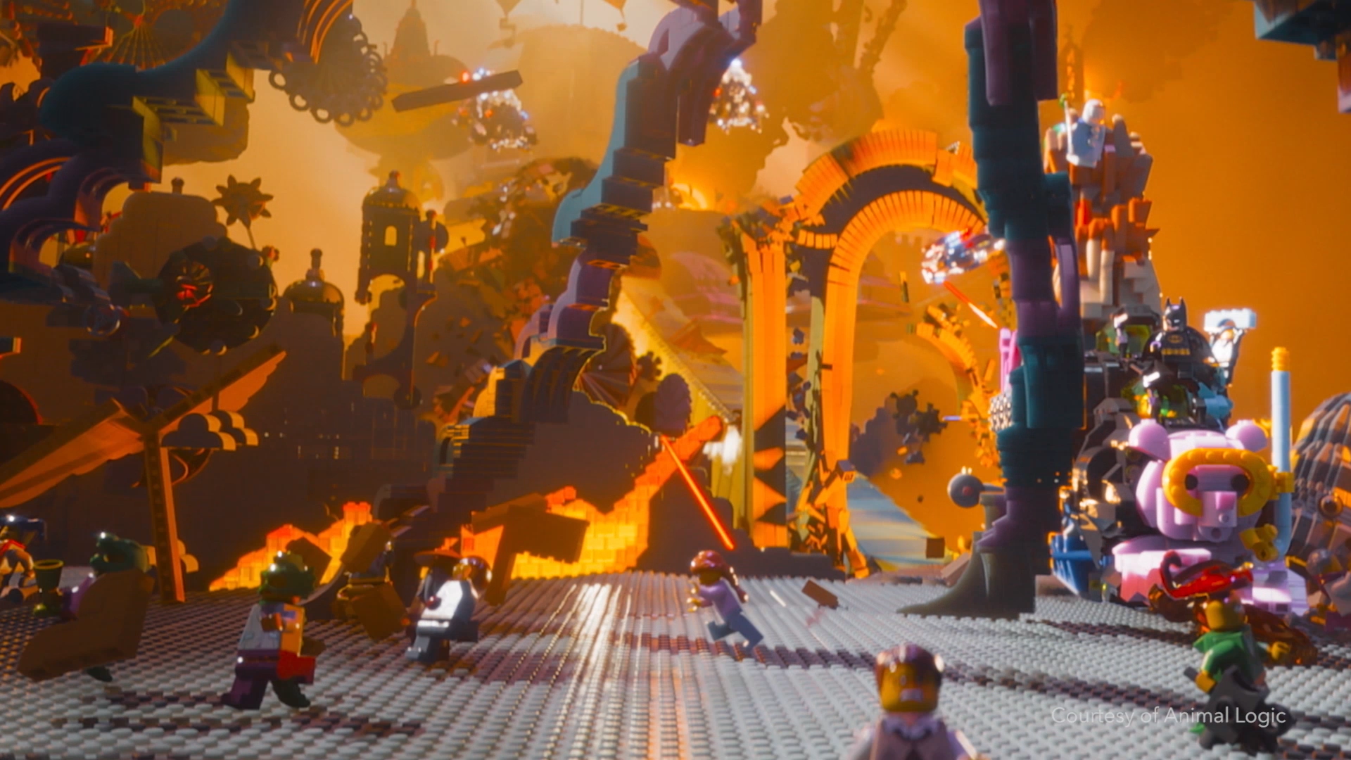 Ocula stereo plug-in for Nuke gets used on The Lego Movie