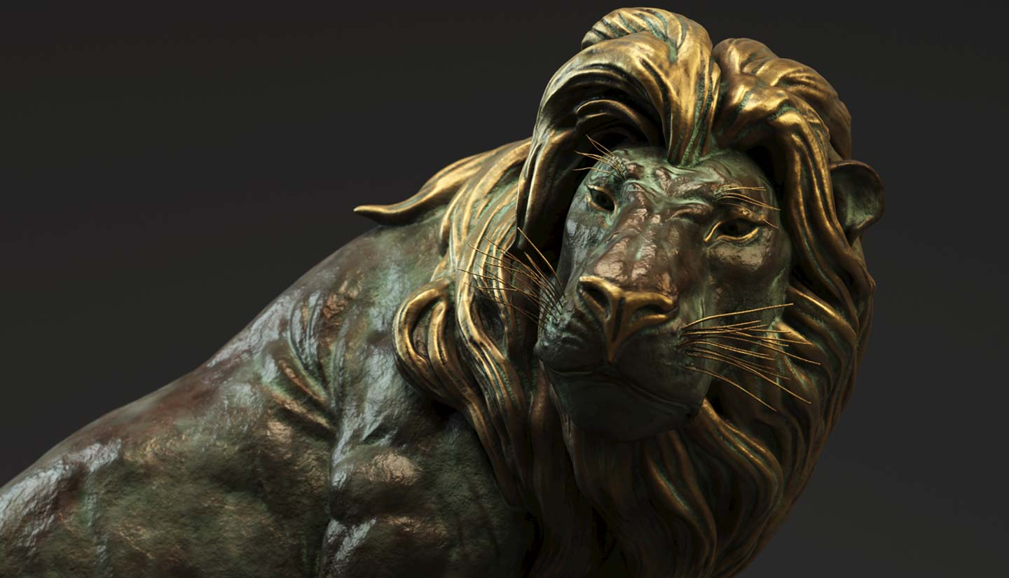 Mari | 3D Texture Painting Software | Foundry