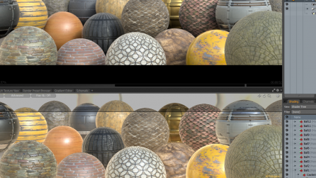 Gametextures.com Free Preset plug-in for Modo
