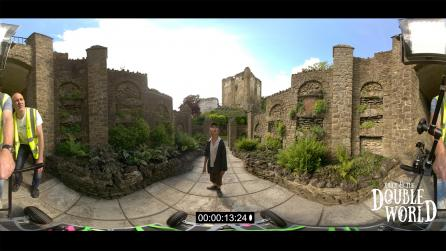 ALIVE: live-action lightfields for immersive VR experiences