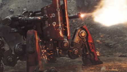 Cinematics with Nuke and War Robots