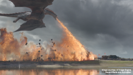 game of thrones dragon Drogon