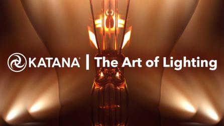 Katana the art of lighting header