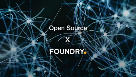 Open Source X Foundry