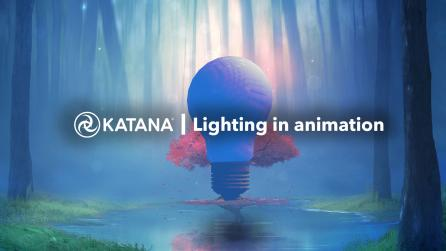 Lighting in animation header