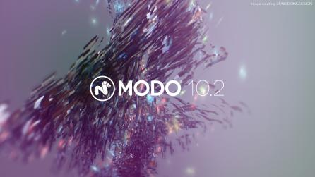 Modo 10.2 the best version of the 3d software yet