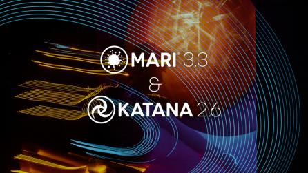 Katana 2.6 & Mari 3.3 announcement