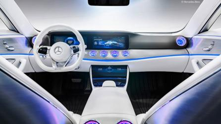 Mercedes and Foundry present real-time in car rendering