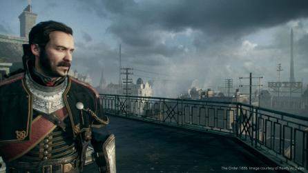 Painting characters with Mari for The Order:1886