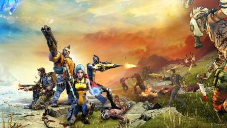 Find out how Modo sculpted Borderlands 2