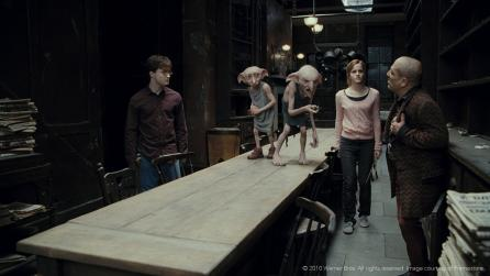 Mari in Harry Potter and the Dealthy Hallows