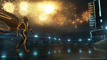 Effects-heavy TRON: Legacy uses Nuke and Ocula to bring the CGI to life