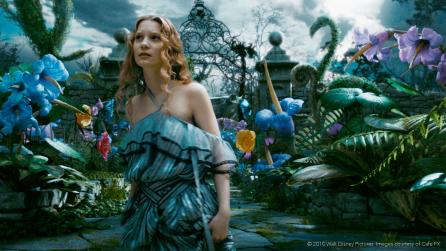Find out how Imageworks used Nuke to create Alice in Wonderland
