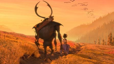 Kubo and the Two Strings movie still using Nuke and Katana