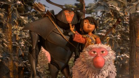 Oscar nominated Kubo and The Two Strings from LAIKA animation studio