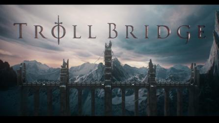 VFX artists collaborate on huge Troll Bridge project