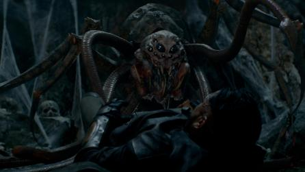 Shannara Chronicles Spider monster in 3D