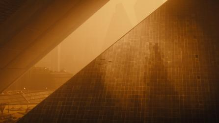 Landscape in Blade Runner 2049