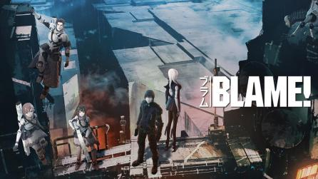 Screenshot from Polygon Pictures BLAME