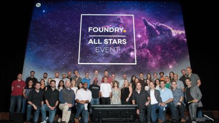 Foundry All Stars Event SIGGRAPH 2017