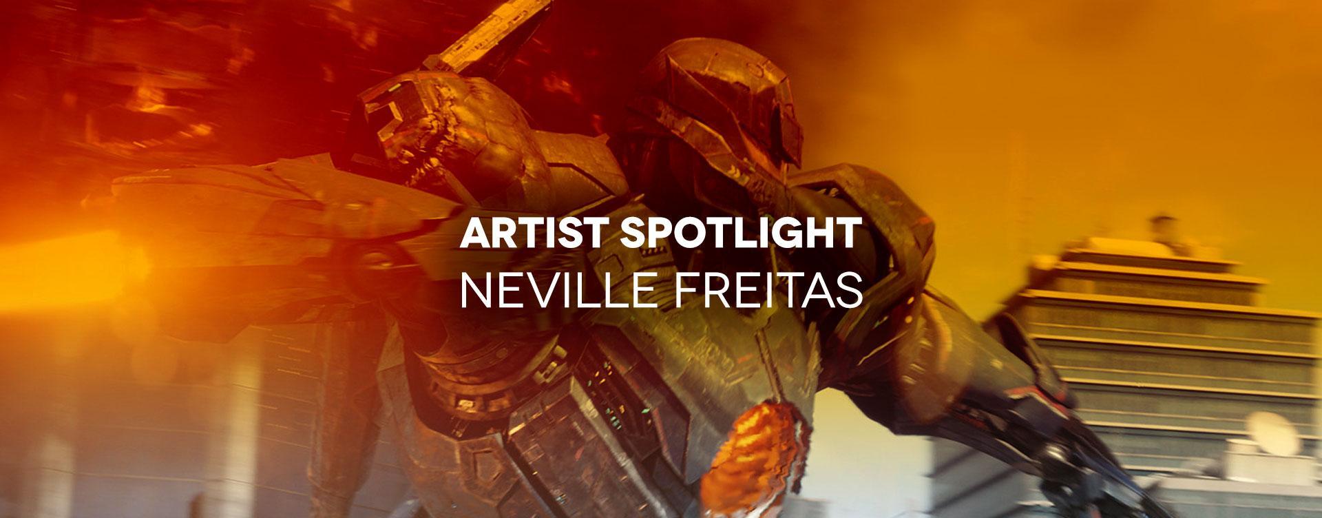 Neville Freitas header