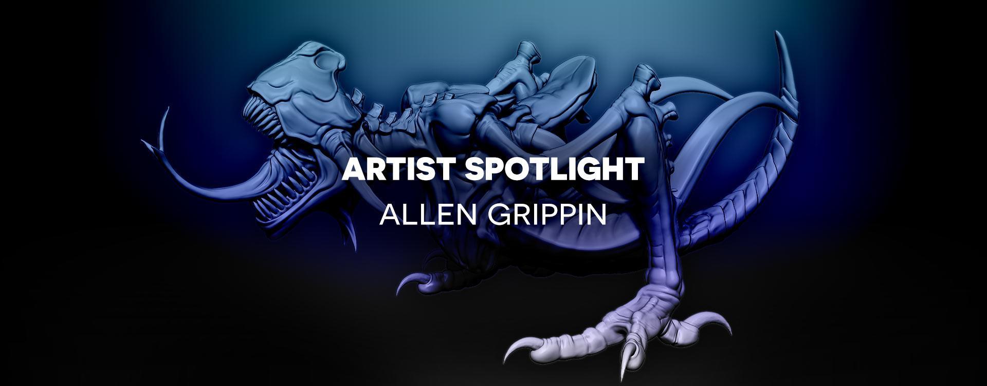 Allen Grippin Header