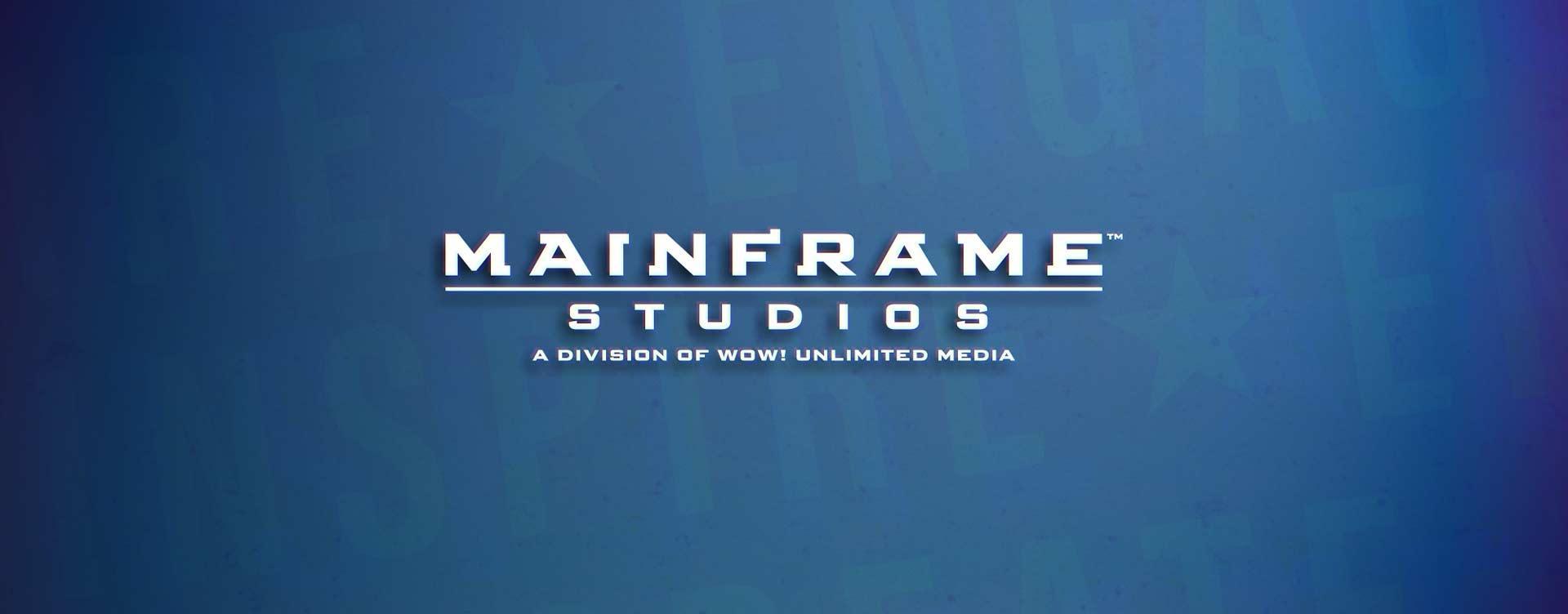 Mainframe studios header