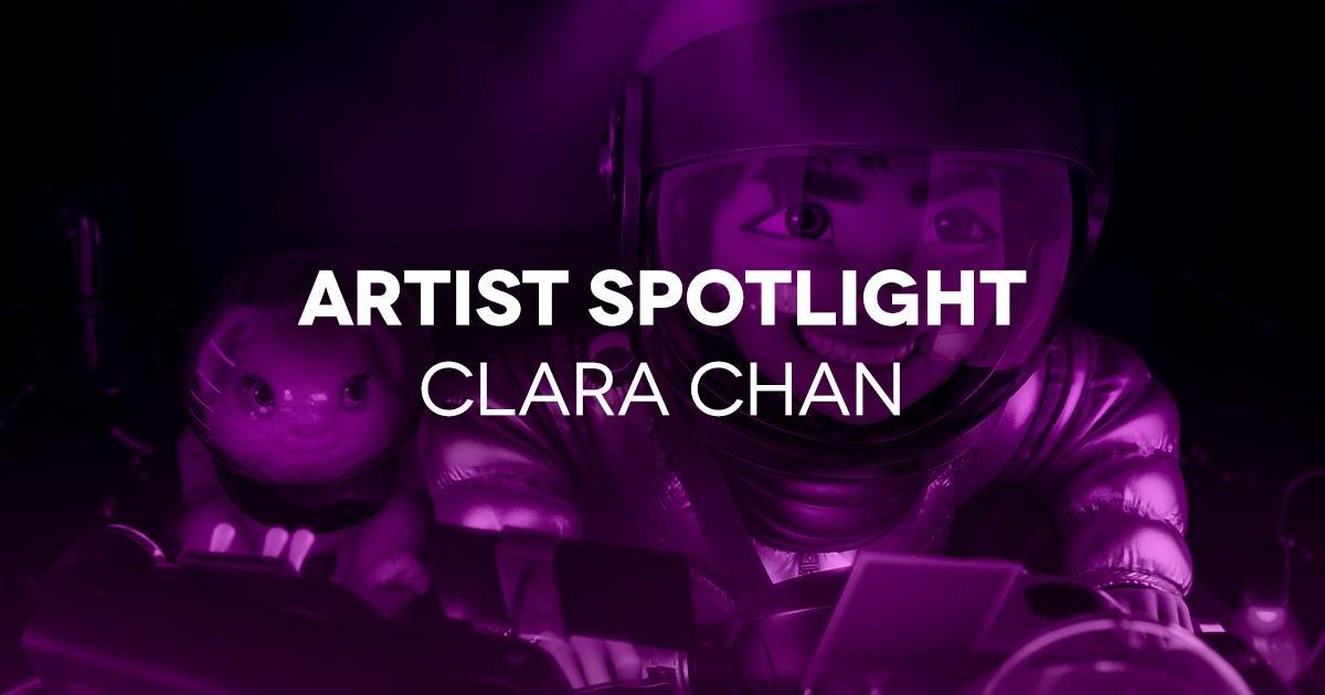 Artist spotlight: Clara Chan