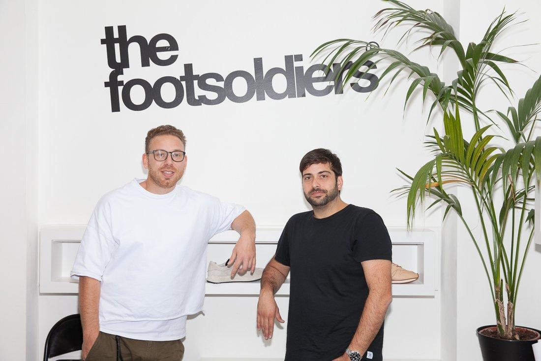 The footsoldiers