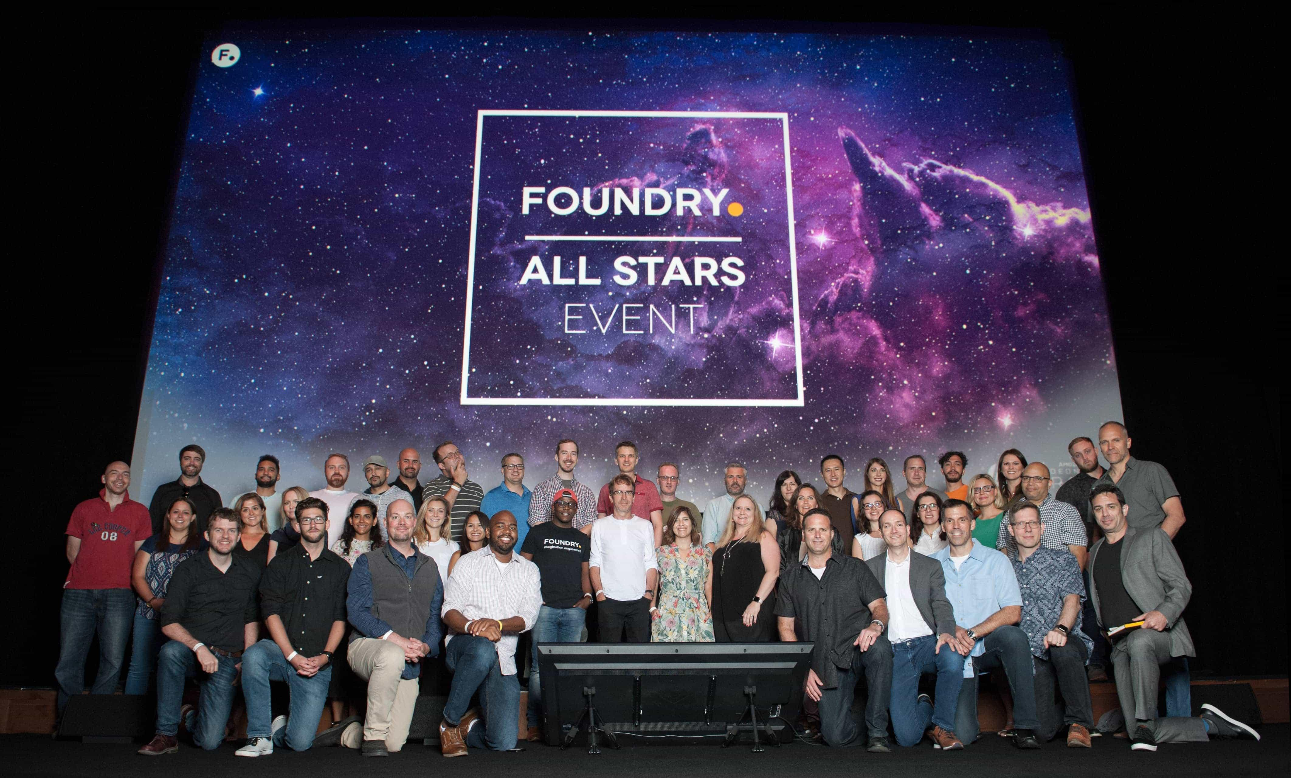 Foundry Events Wrap Up