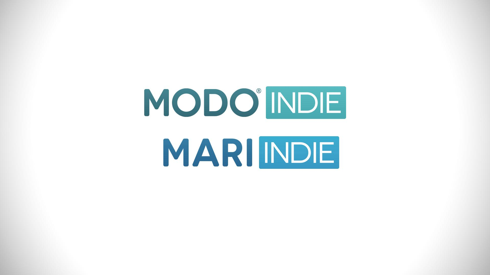 Modo and Mari released and available on steam