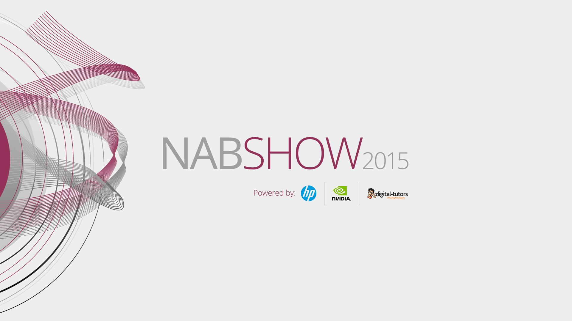 NAB show 2015 where Foundry showcases the future of virtual and augmented reality