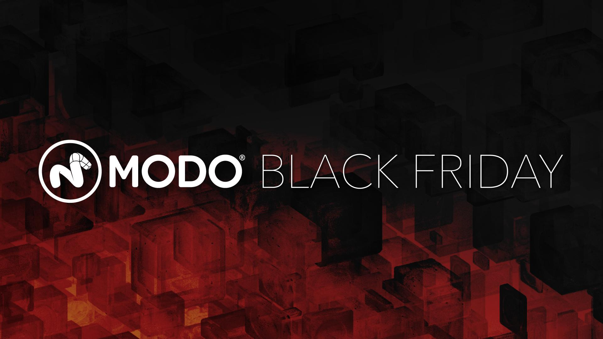 Modo Black Friday campaign