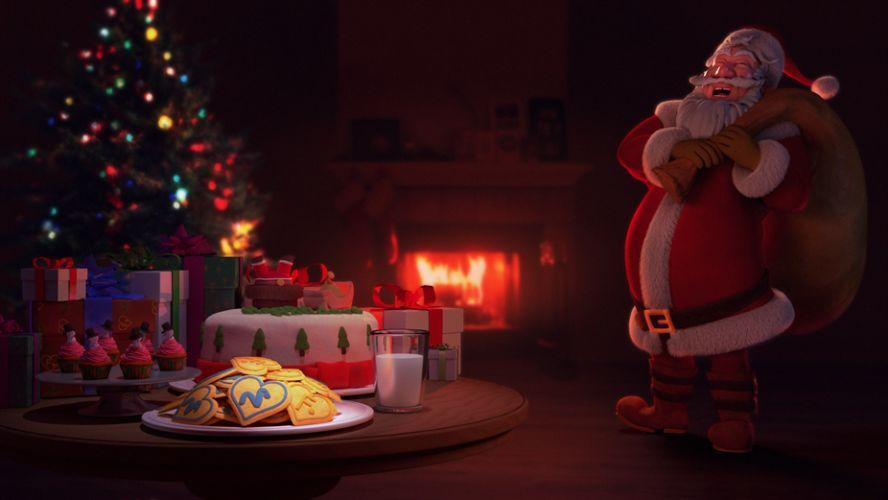 Annual Modo Christmas competition entrant David Cherrin