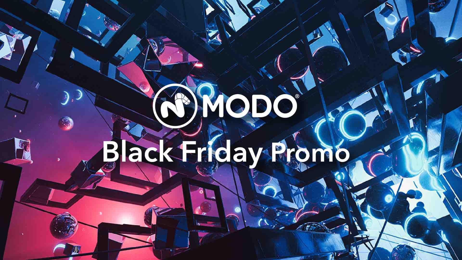 Foundry Black Friday Modo Promo