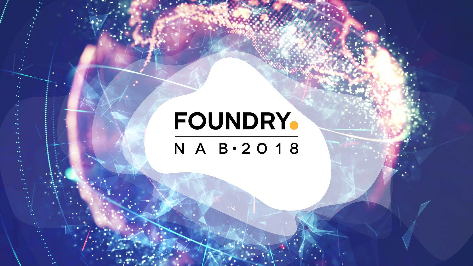 NAB Foundry Banner