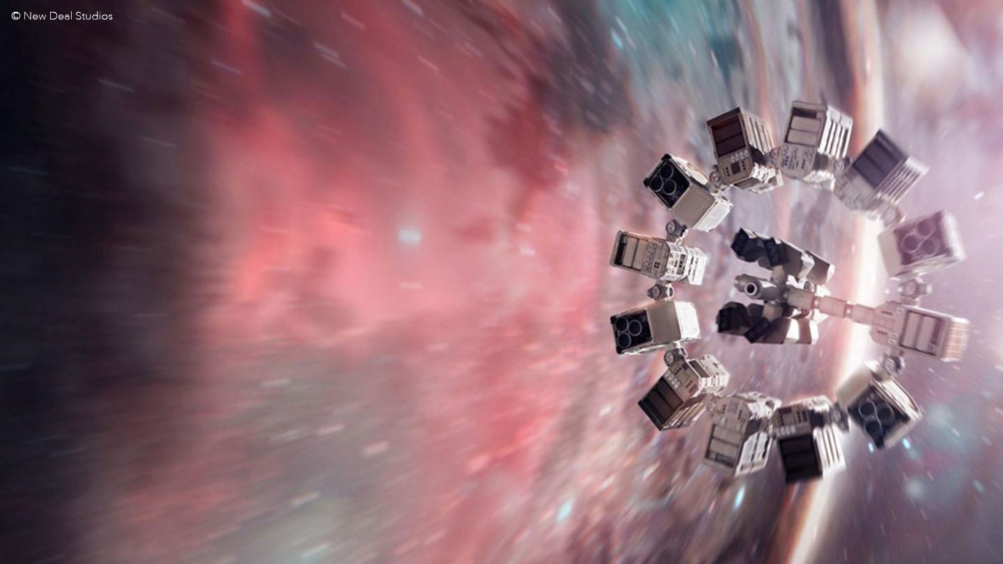 Find out more about the modeling software used for Interstellar