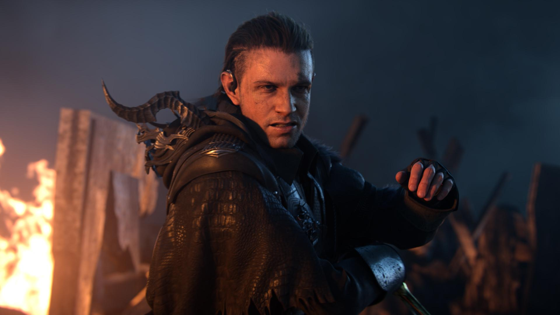 Behind the scenes of the software in Square Enix's Final Fantasy XV Kingsglaive