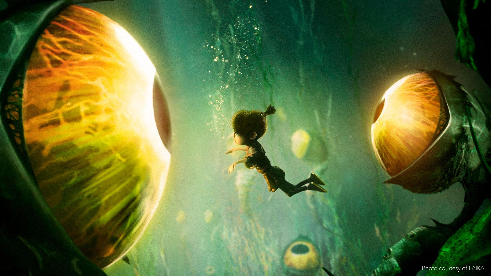 Stunning visuals on Kubo and the Two Strings powered by Katana
