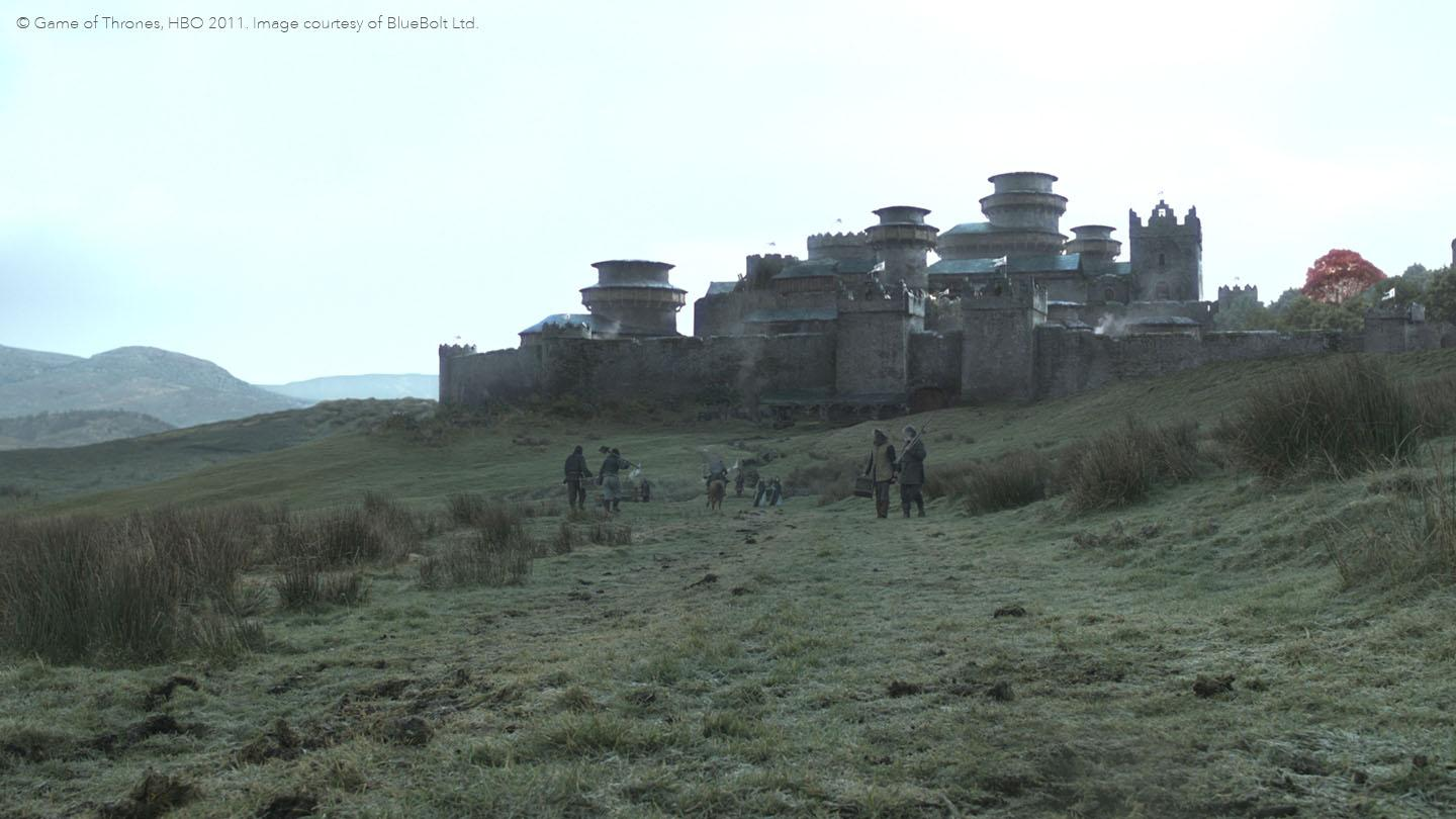 Winterfell environment with Nuke