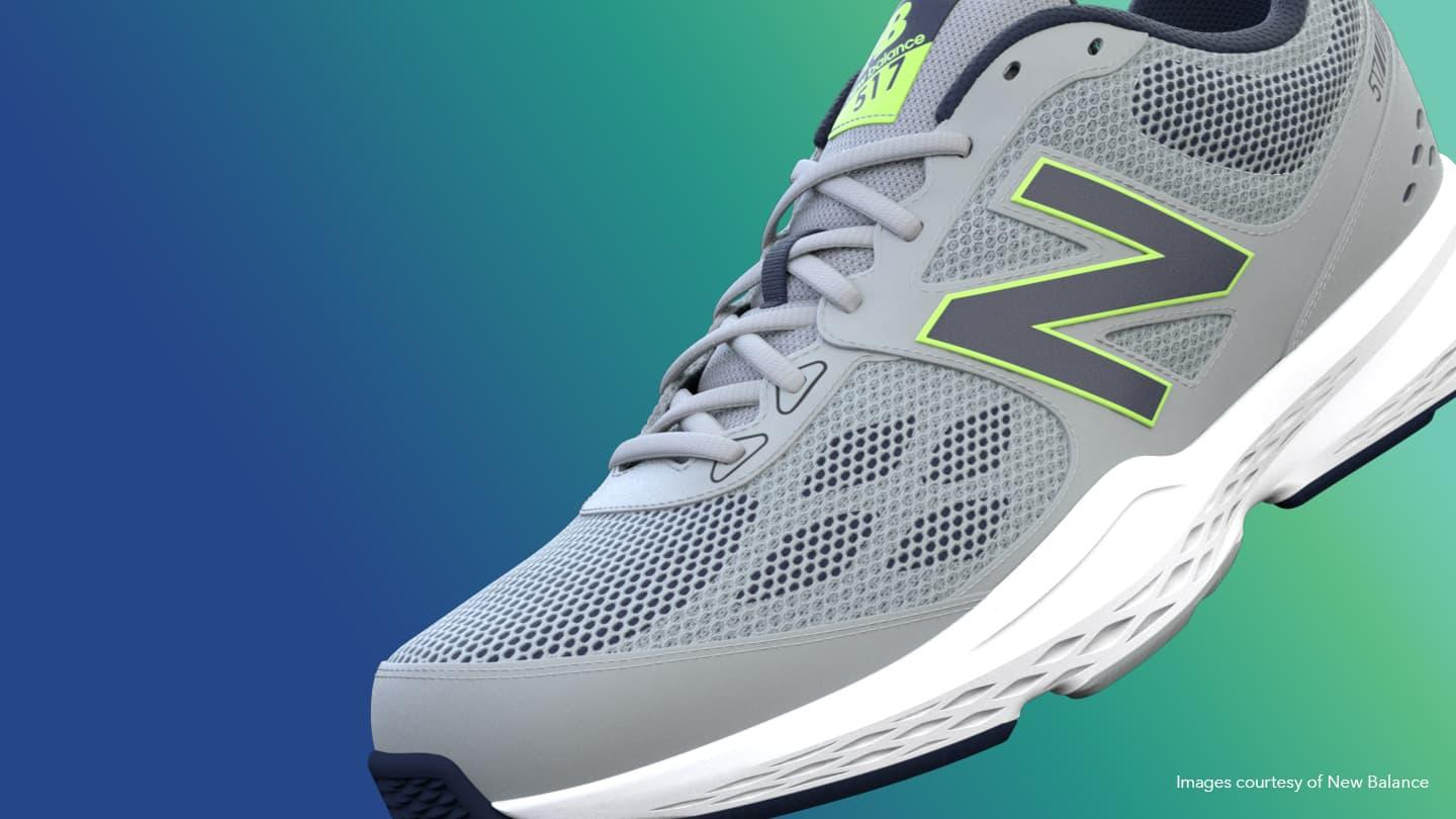 New Balance Shoe Design