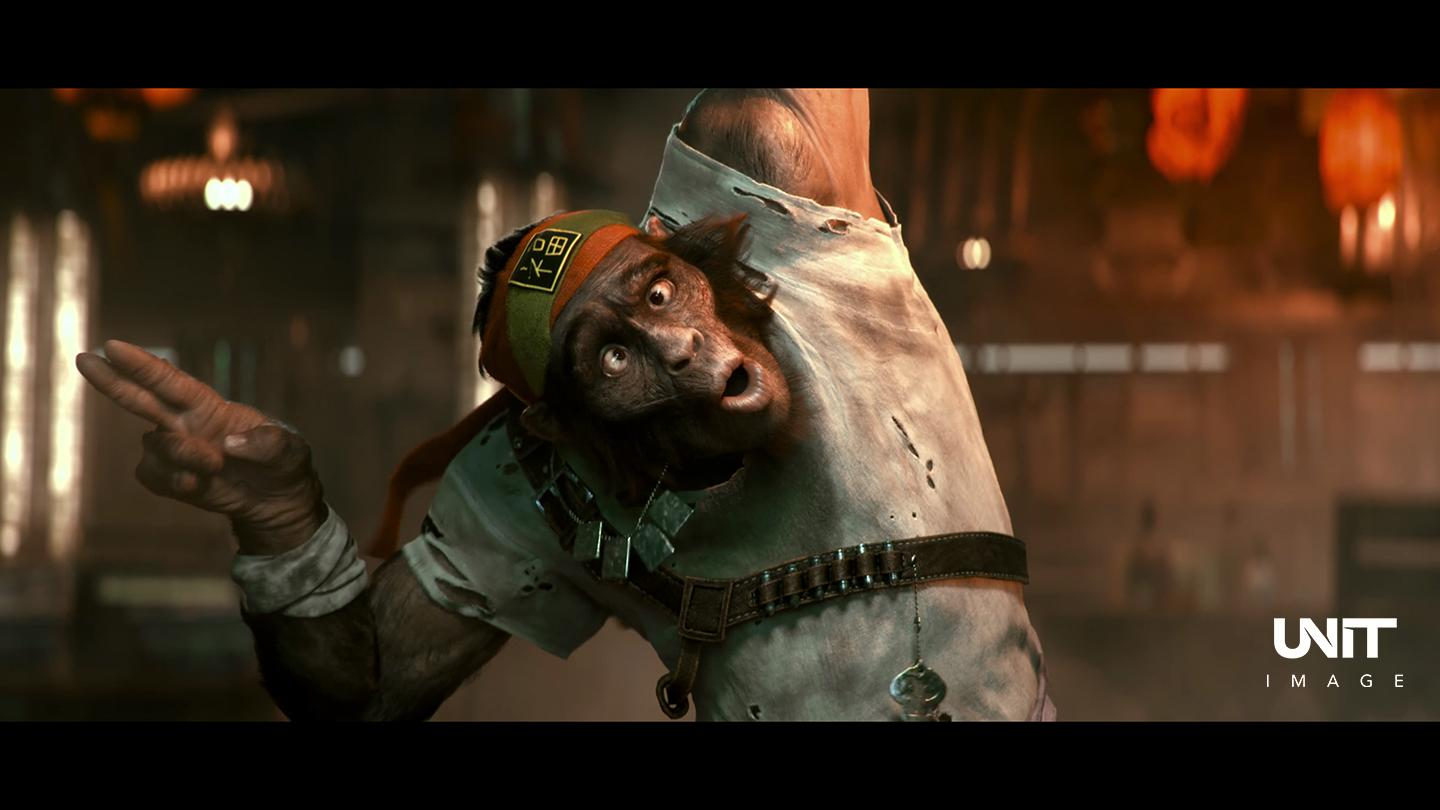 Beyond Good & Evil trailer