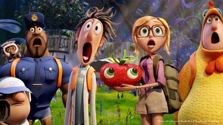 Flix storyboard management on Cloud with a chance of meatballs after