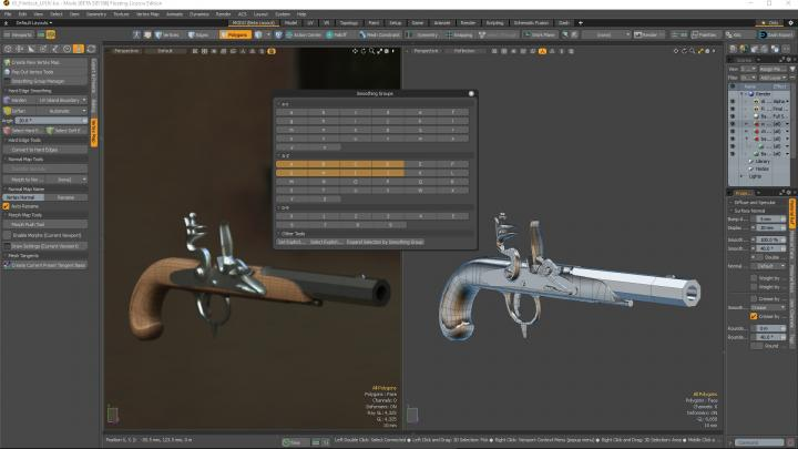 Direct Modelling for Modo 12.1